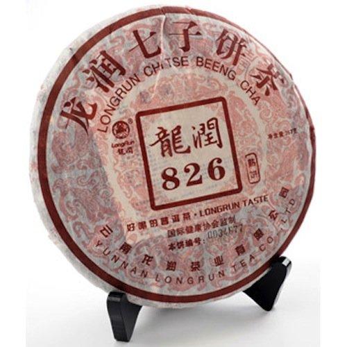 Yunnan Longrun Pu-erh Tea Cake-826 Year 2006Fermented 357g