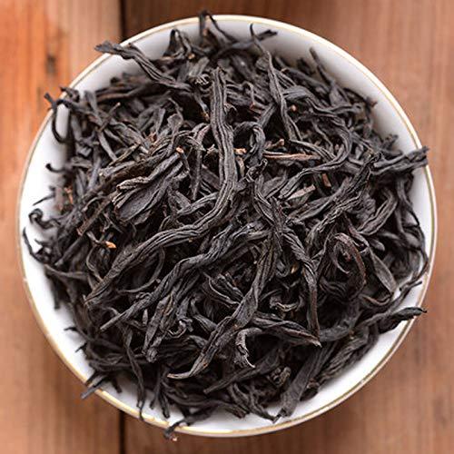 Premium Organic WuYi Lapsang Souchong Black buds Zheng Shan Xiao Zhong Loose Black Tea Smoky 500g176oz