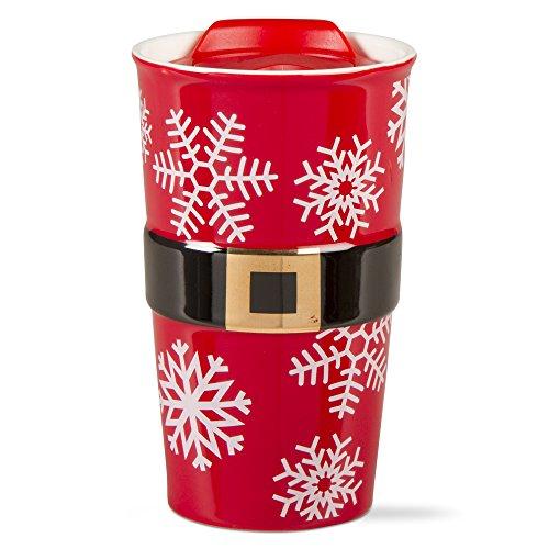 TAG Travel Mug with Infuser Santa Belt 206506