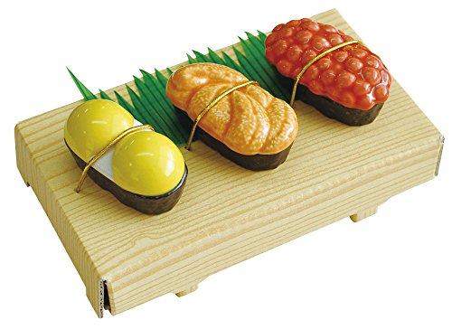 Japanese Sushi Design Chopsticks Rest Gunkan-Maki Set