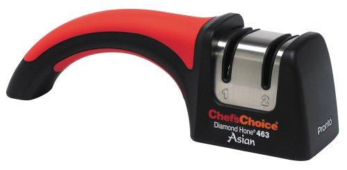 Chef's Choice 463 Pronto Santoku/asian Manual Knife Sharpener
