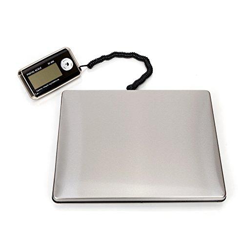 SF-889 150kg  100g High Quality Digital Postal Scale Silver Black