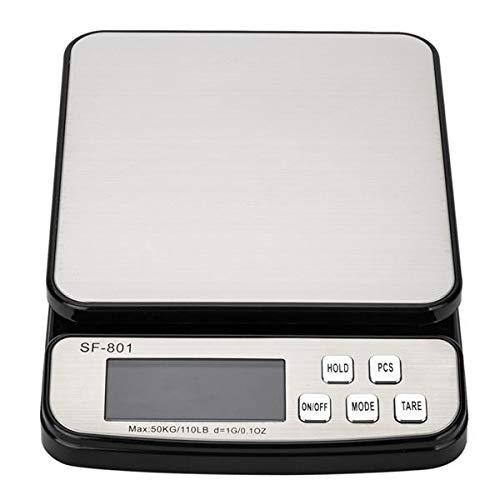 Struggling D SF-801 50kg  10g Digital Postal Scale