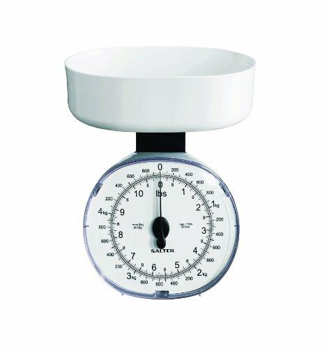 Salter Retro Mechanical Scale 11-Pound