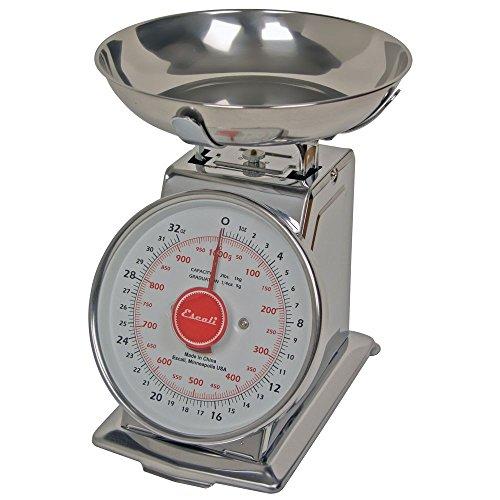 San Jamar SCDLB2 Mechanical Dial Scale 2 Pound Capacity