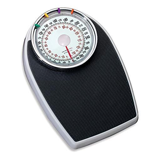Uniware Heavy Duty Mechanical Health Scale Maximum Weight 8510