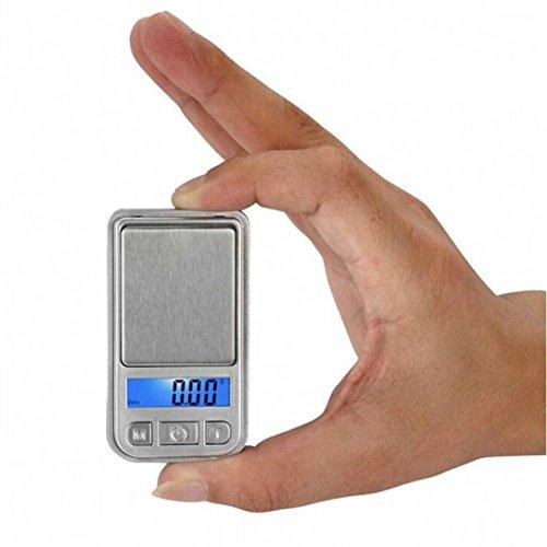 DZT1968 Practical 001g-200g LCD Ultrathin Jewelry Drug Digital Portable Pocket Scale