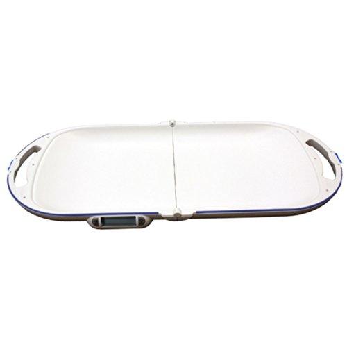 Health O Meter 8320KL Portable Digital Scale 33 lb Capacity 23-12 x 11 x 78 Tray
