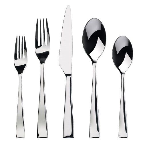 Gourmet Settings Strand 20-piece Flatware Set, Service For 4