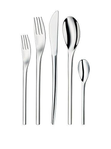 Wmf Nordic 30-piece Flatware Set, Silver