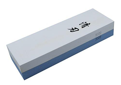 Kota Japan  2000-5000 Grit Premium Whetstone Knife Sharpening Stone VALUE BUNDLE Kit ENJOYABLE Smooth EFFORTLESS NO-SLIP Base Utmost SAFETY Superior QUALITY Perfect GIFT