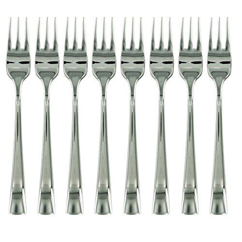 Zwilling JA Henckels Bellasera 8-Piece AppetizerSeafood Fork Set