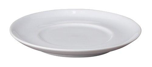 HIC Harold Import Co 78267 HIC Porcelain Saucer