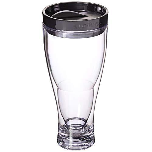 Cupture Upside Down Beer Mug 28oz Black