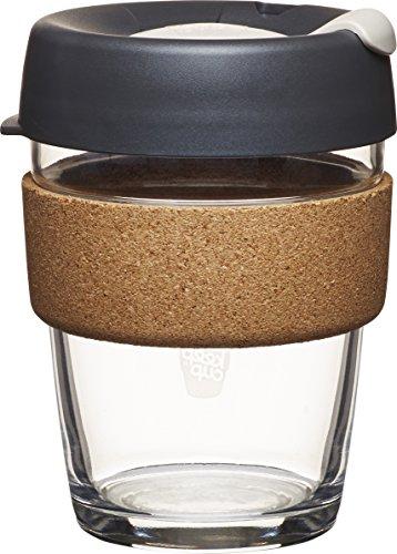 KeepCup Brew Glass Reusable Coffee Cup 12 ozMedium Press