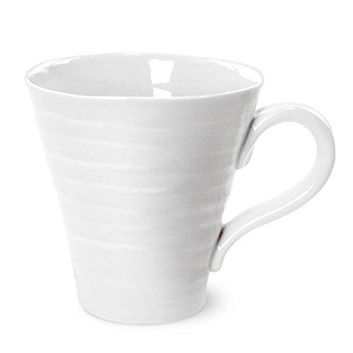 Portmeirion Sophie Conran White Mug Set of 4