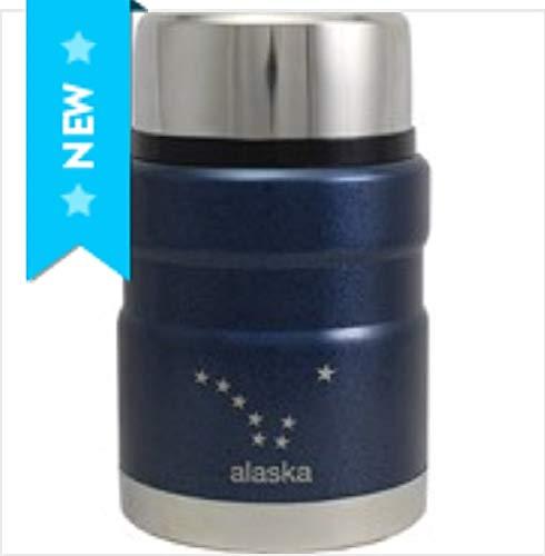 Alaska Dipper 17 Oz Double Wall Vacuum Stainless Steel Thermal Travel Mug