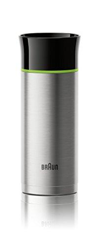 Braun BRSC001 Thermal Travel Coffee Mug Black