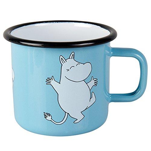 Muurla Moomintroll Enamel Mug