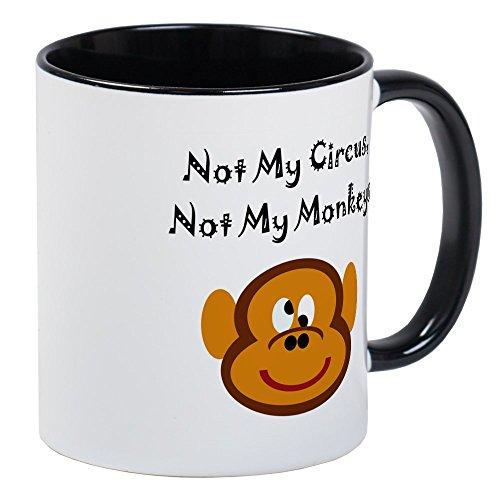 CafePress - Monkeys Mug - Unique Coffee Mug Coffee Cup