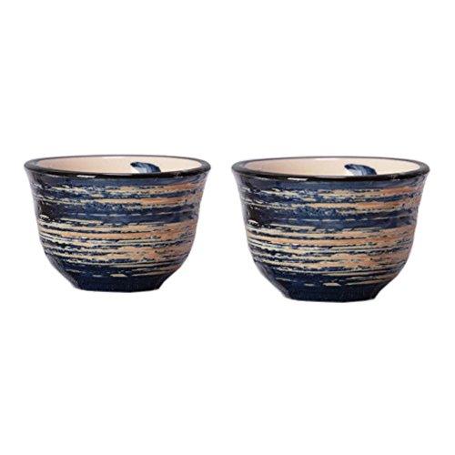 2 Pcs Japanese Style Traditional Sake Cups Sake Kits Greative Gift 10