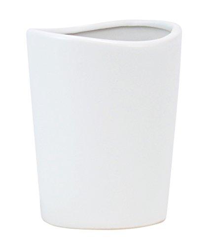 Kiera Grace Cleo Ceramic Tumbler Matte White