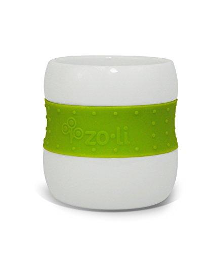 ZoLi GULP Ceramic Tumblers 2 per set - Green