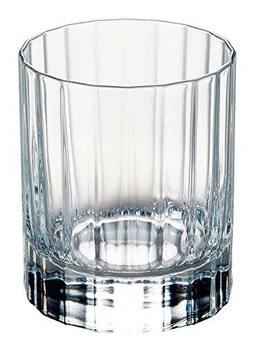Luigi Bormioli Bach Water Tumbler 85 Ounce Set of 6