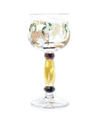 5 Georgio Crystal 2 oz Cordial Glasses Set of 4