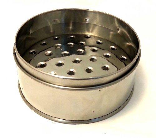 Top Stainless Steel Dim Sum & Fish Steamer