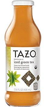 Tazo Organic Iced Tea 138 Oz Pack of 12