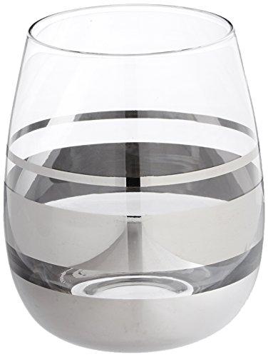 IMPULSE Chelsea Rock Glass Set of 4