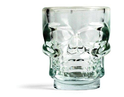 Oalas Skull Shot Glasses Set of 4