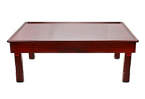 Excelife 86150 Multi Folding Wooden Korean Tea Table M Size Medium