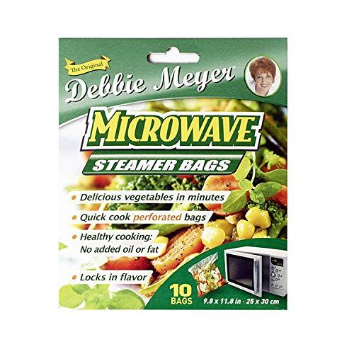 Debbie Meyer Microwave Steamer Bags 40-Count
