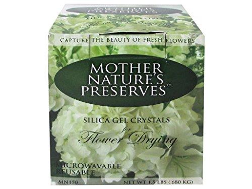 Mother Natures Crystl Preserves Silica Gel Crystal 15lb