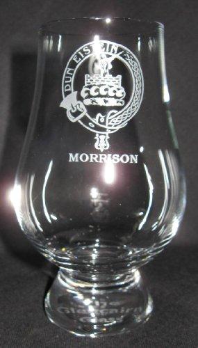 CLAN MORRISON GLENCAIRN SINGLE MALT SCOTCH WHISKY TASTING GLASS