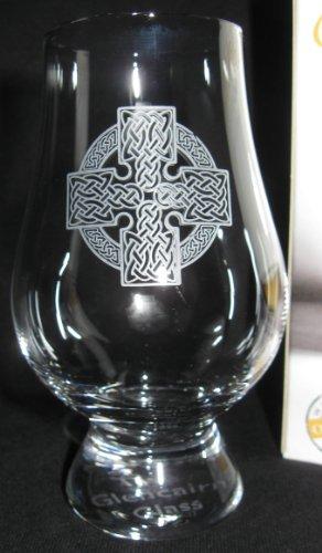 OFFICIAL GLENCAIRN CELTIC CROSS SINGLE MALT SCOTCH WHISKY TASTING GLASS