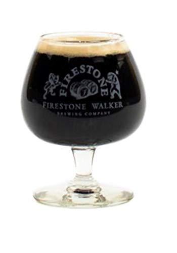 Firestone Walker Beer Wine Alcohol Glass Brandy Snifter