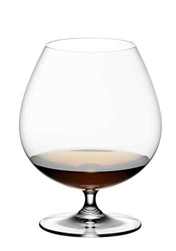 Riedel Vinum BrandyCognac Snifter Set of 4