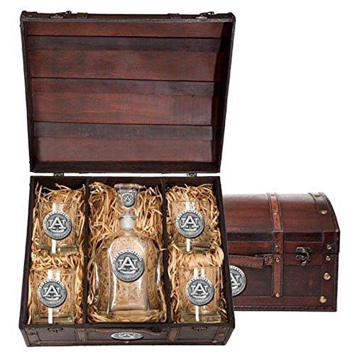 Auburn Tigers Liquor Decanter Set