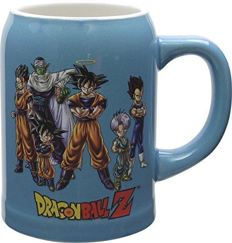 Dragon Ball Z Group Stein Mug