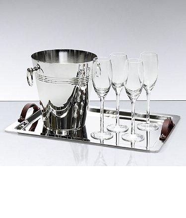 6 Piece Champagne Set