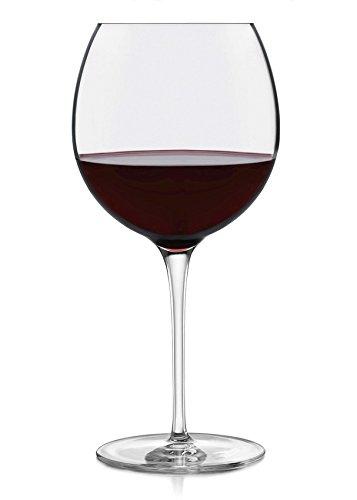 Libbey Signature Kentfield 4-piece Balloon Red Wine Glass Set