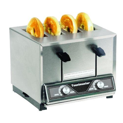 Toastmaster 4-slot Pop-up 120v Bagel / Bun Toaster
