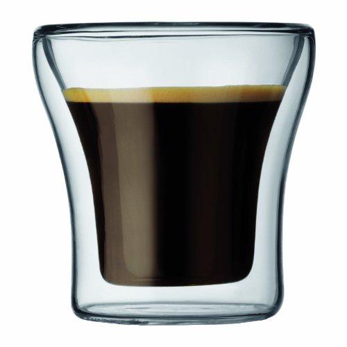 Bodum Assam Double Wall Shot/espresso Glass