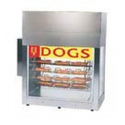 Gold Medal 8102 Dogeroo Hot Dog Machine by Gold Medal