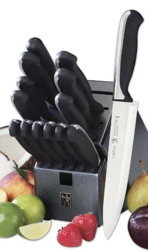 J.a. Henckels International Fine Edge Synergy 15-pc Knife Block Set