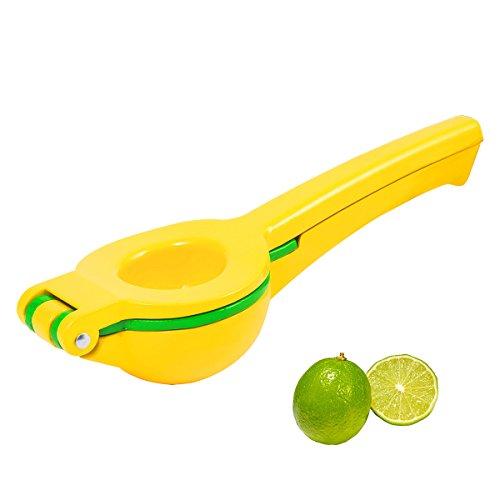 Lemon Squeezer - Manual Lime Citrus Press Juicer Top Rated Premium Quality Metal Hand Juicer