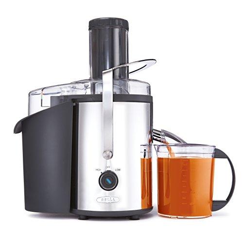 BELLA 13694 High Power Juice Extractor Stainless Steel
